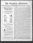 Canadian Statesman (Bowmanville, ON), 25 Feb 1926