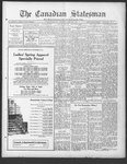 Canadian Statesman (Bowmanville, ON), 29 Apr 1926