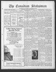 Canadian Statesman (Bowmanville, ON), 3 Jun 1926