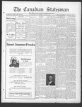 Canadian Statesman (Bowmanville, ON), 15 Jul 1926