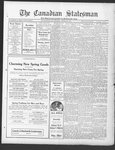 Canadian Statesman (Bowmanville, ON), 31 Mar 1927