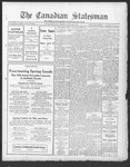 Canadian Statesman (Bowmanville, ON), 14 Apr 1927
