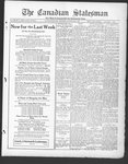 Canadian Statesman (Bowmanville, ON), 24 Jan 1929
