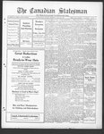 Canadian Statesman (Bowmanville, ON), 20 Jun 1929