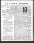 Canadian Statesman (Bowmanville, ON), 26 Sep 1929