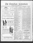 Canadian Statesman (Bowmanville, ON), 7 Nov 1929