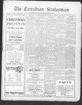 Canadian Statesman (Bowmanville, ON), 12 Dec 1929