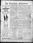 Canadian Statesman (Bowmanville, ON), 2 Jan 1930