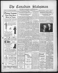 Canadian Statesman (Bowmanville, ON), 23 Oct 1930