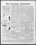 Canadian Statesman (Bowmanville, ON), 30 Oct 1930