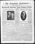 Canadian Statesman (Bowmanville, ON), 16 Apr 1931
