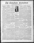 Canadian Statesman (Bowmanville, ON), 11 Jun 1931