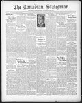 Canadian Statesman (Bowmanville, ON), 17 Sep 1931