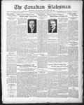 Canadian Statesman (Bowmanville, ON), 1 Oct 1931