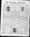 Canadian Statesman (Bowmanville, ON), 26 Nov 1931