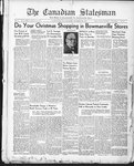Canadian Statesman (Bowmanville, ON), 10 Dec 1931