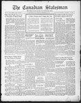 Canadian Statesman (Bowmanville, ON), 24 Dec 1931