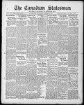 Canadian Statesman (Bowmanville, ON), 4 Feb 1932
