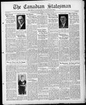 Canadian Statesman (Bowmanville, ON), 16 Feb 1933