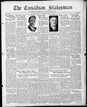 Canadian Statesman (Bowmanville, ON), 2 Mar 1933
