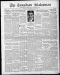 Canadian Statesman (Bowmanville, ON), 9 Mar 1933