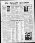 Canadian Statesman (Bowmanville, ON), 20 Jul 1933