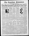 Canadian Statesman (Bowmanville, ON), 10 Aug 1933