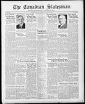 Canadian Statesman (Bowmanville, ON), 17 Aug 1933
