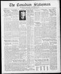 Canadian Statesman (Bowmanville, ON), 24 Aug 1933