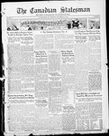 Canadian Statesman (Bowmanville, ON), 21 Dec 1933