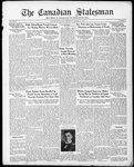Canadian Statesman (Bowmanville, ON), 1 Mar 1934