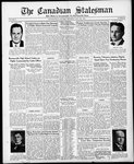Canadian Statesman (Bowmanville, ON), 16 May 1935