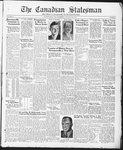 Canadian Statesman (Bowmanville, ON), 16 Jan 1936