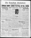 Canadian Statesman (Bowmanville, ON), 14 May 1936