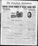 Canadian Statesman (Bowmanville, ON), 16 Jul 1936