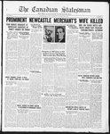 Canadian Statesman (Bowmanville, ON), 22 Oct 1936