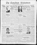 Canadian Statesman (Bowmanville, ON), 12 Nov 1936