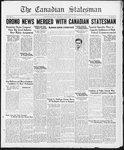 Canadian Statesman (Bowmanville, ON), 3 Dec 1936