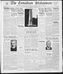Canadian Statesman (Bowmanville, ON), 11 Nov 1937