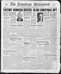 Canadian Statesman (Bowmanville, ON), 15 Dec 1938