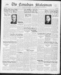 Canadian Statesman (Bowmanville, ON), 2 Mar 1939