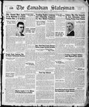 Canadian Statesman (Bowmanville, ON), 11 Jan 1940