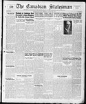 Canadian Statesman (Bowmanville, ON), 25 Jan 1940