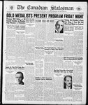 Canadian Statesman (Bowmanville, ON), 9 May 1940