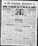 Canadian Statesman (Bowmanville, ON), 23 May 1940
