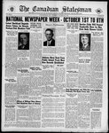 Canadian Statesman (Bowmanville, ON), 3 Oct 1940