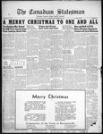 Canadian Statesman (Bowmanville, ON), 24 Dec 1947