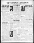 Canadian Statesman (Bowmanville, ON), 19 Oct 1950