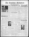 Canadian Statesman (Bowmanville, ON), 2 Nov 1950