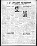 Canadian Statesman (Bowmanville, ON), 9 Nov 1950
